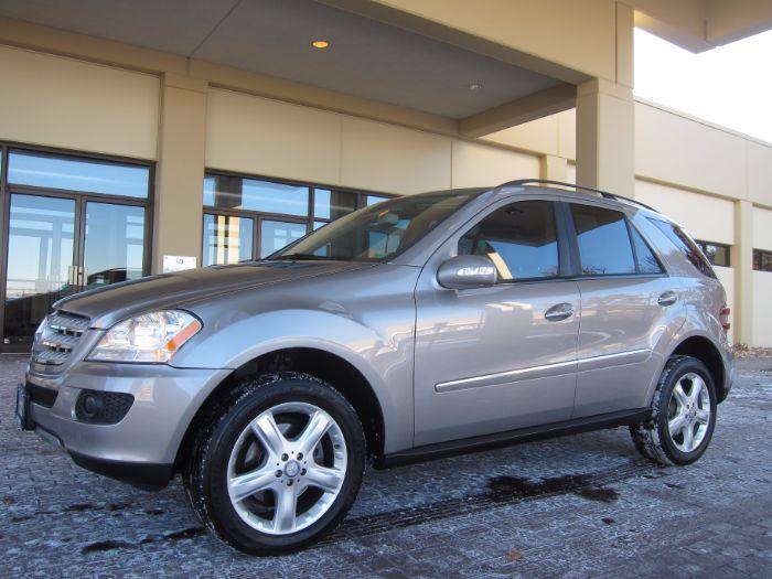2008 Mercedes-Benz M-Class 3.0L CDI AWD DIESEL