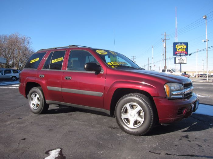 2005 Chevrolet TrailBlazer LS 4X4