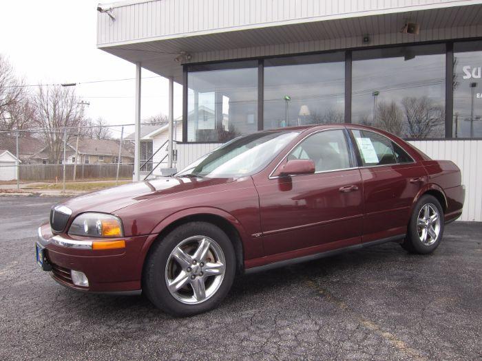 2001 Lincoln LS V8 SPORT