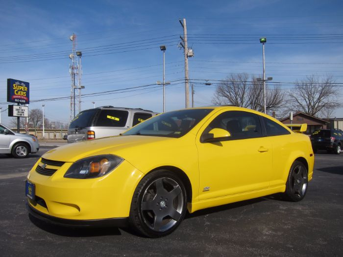 2006 Chevrolet Cobalt SS SUPERCHARGED 5SPD