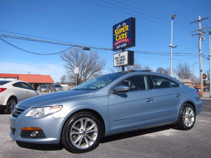 2009 Volkswagen CC LUXURY SUNROOF