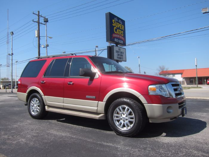2007 Ford Expedition EDDIE BAUER 4X4 DVD