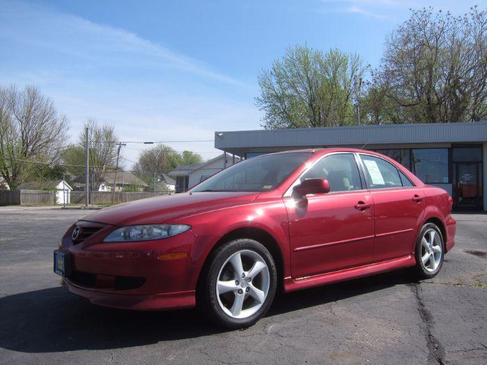 2005 Mazda Mazda6 SPORT