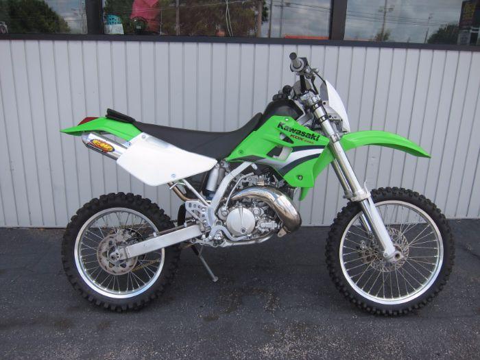 2005 KAWASAKI KDX 220