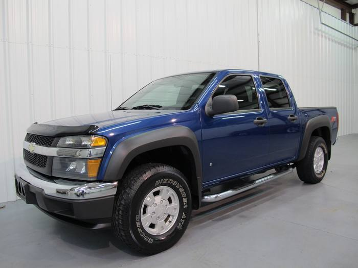 2006 Chevrolet Colorado CREW CAB Z71
