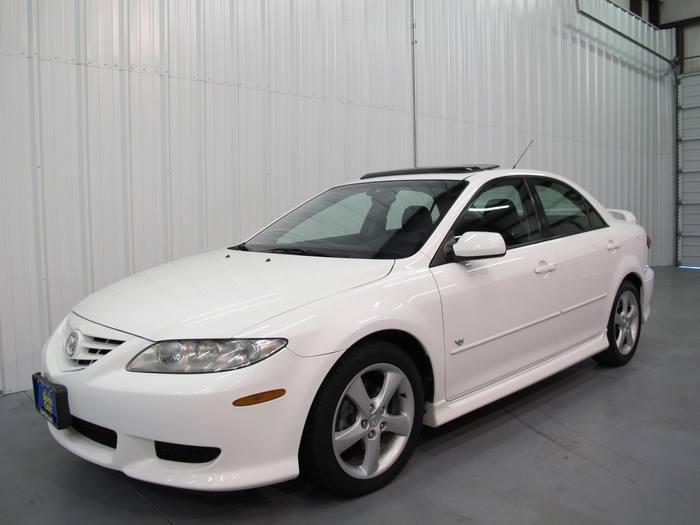 2004 Mazda Mazda6 SPORT V6