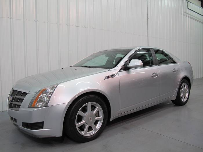 2009 Cadillac CTS RWD LUXURY
