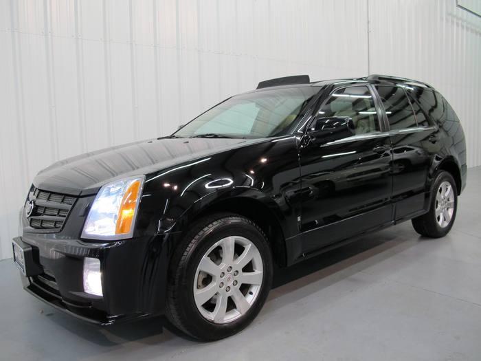 2008 Cadillac SRX AWD SPORT