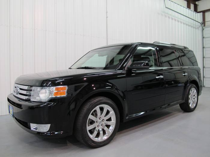 2009 Ford Flex SEL NAV~DVD