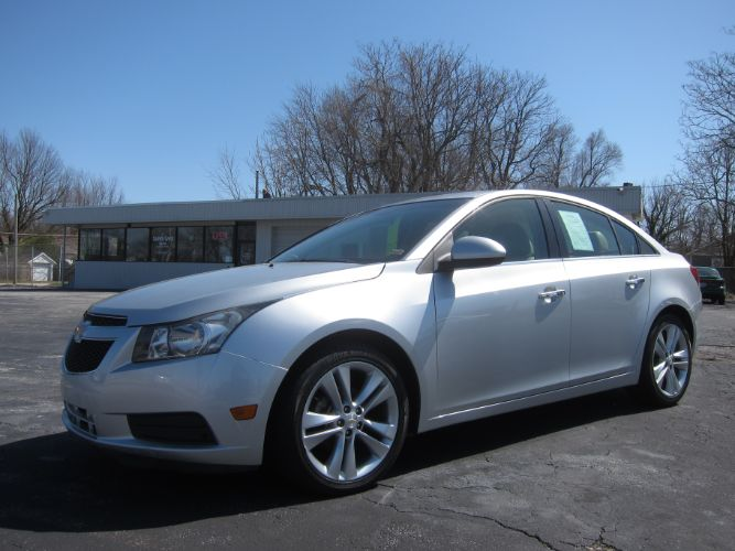 2011 Chevrolet Cruze LTZ  HTD/LEATHER~ROOF~LOADED