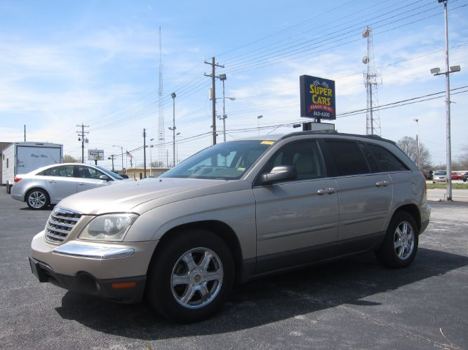 2004 Chrysler Pacifica TOURING AWD  DVD~3RD ROW!