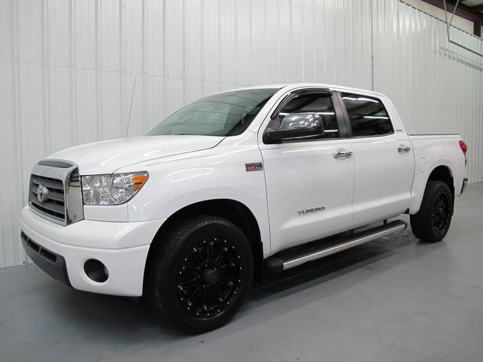 2007 Toyota Tundra LIMITED 5.7 CREW CAB