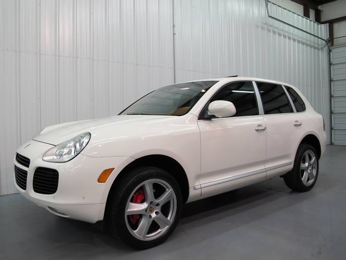 2004 Porsche Cayenne TURBO AWD NAVIGATION