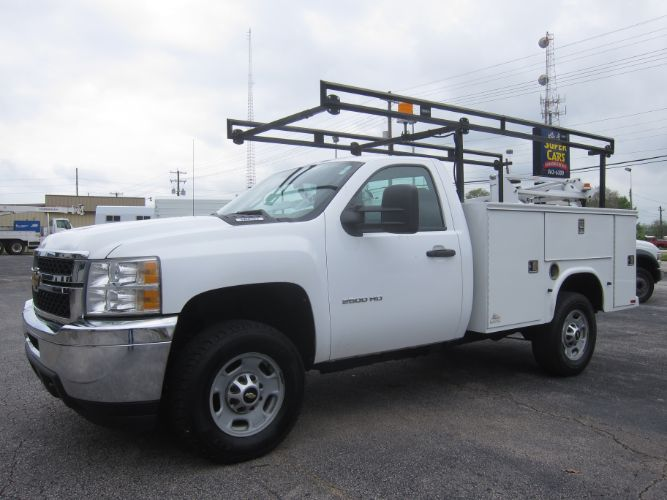 2012 Chevrolet Silverado 2500HD Work Truck