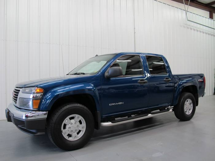 2005 GMC Canyon SLE 4X4 Z71