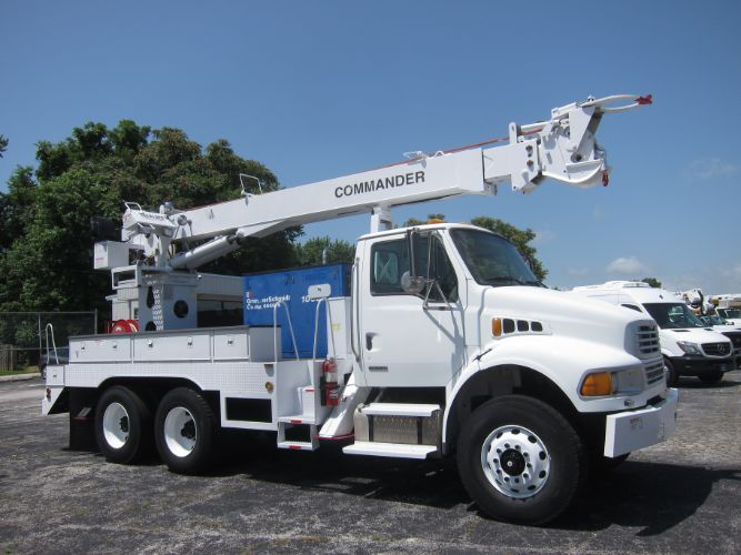 2004 STERLING ACTERRA TELELECT 5000 COMMANDER/CRANE TRUCK