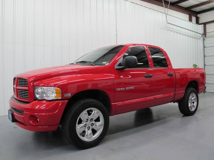 2005 Dodge Ram 1500 SLT 4X4