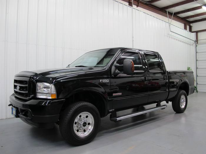 2004 Ford Super Duty F-250 XLT LEATHER