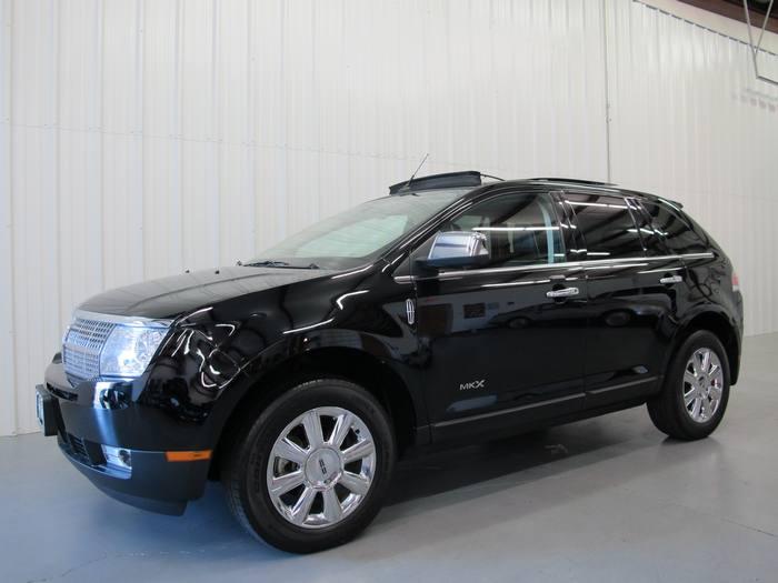 2009 Lincoln MKX AWD NAVIGATION