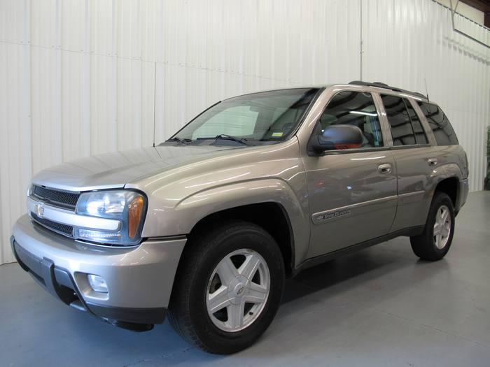 2002 Chevrolet TrailBlazer LTZ 4X4
