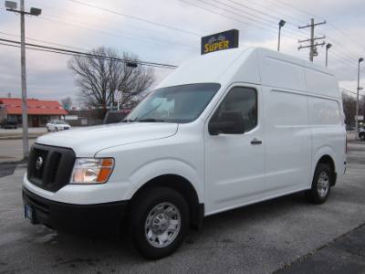 2017 Nissan NV 2500 HD CARGO SV HIGH TOP V6 ~ NAVIGATION ~ BACKUP CAMERA