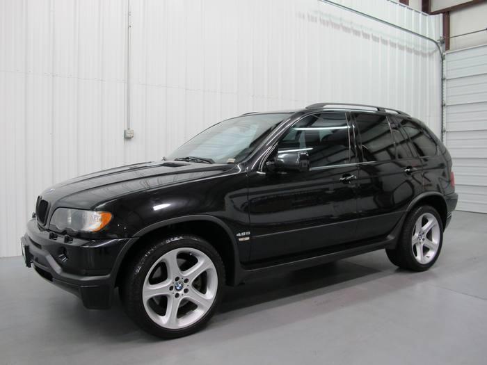 2002 BMW X5 4.6 SPORT AWD