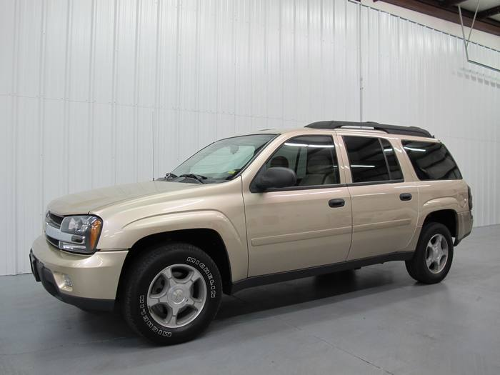 2006 Chevrolet TrailBlazer EXT LS 3RD ROW