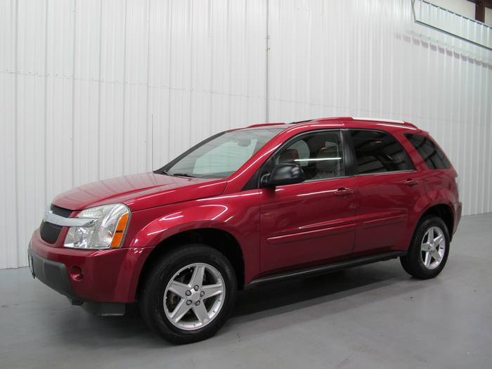 2005 Chevrolet Equinox LT AWD LEATHER