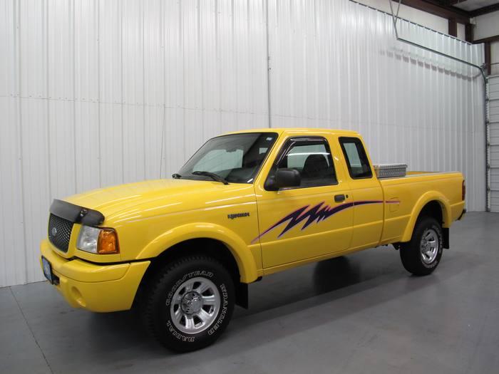 2001 Ford Ranger XLT SUPERCAB