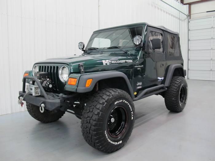 2001 Jeep Wrangler SPORT 4X4
