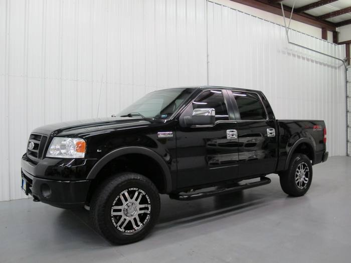 2006 Ford F-150 FX4 OFF ROAD CREW