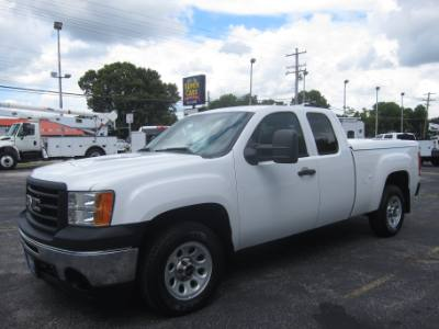 2012 GMC Sierra 1500 EXTENDED CAB V8 ~ BED COVER