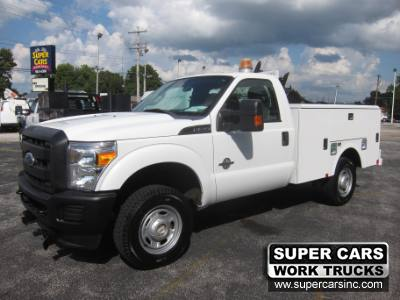 2012 Ford SUPERDUTY F-350 4X4 ~ 6.7 DIESEL ~ SERVICE