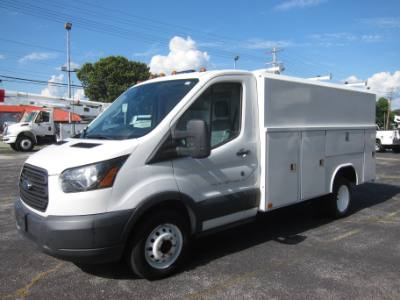 2016 Ford TRANSIT T-350 3.7 GAS ~ ENCLOSED