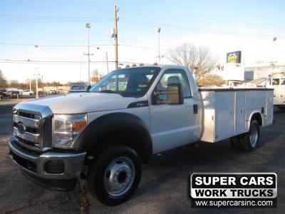 2013 Ford Super Duty F-450 DRW XL