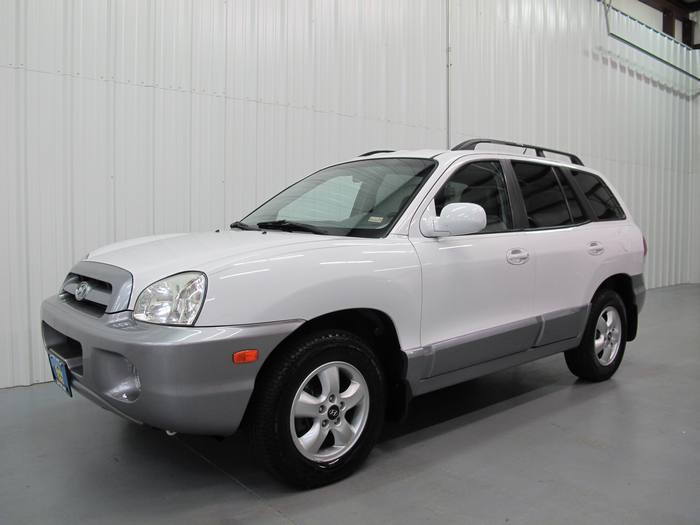 2006 Hyundai Santa Fe GLS LEATHER ROOF