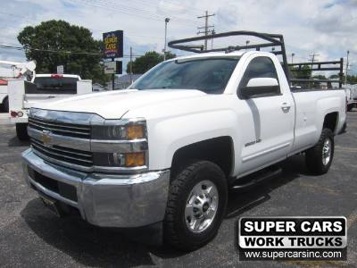 2015 Chevrolet SILVERADO 2500HD LT 6.0 V8 GAS