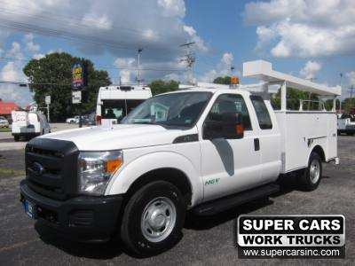 2012 Ford Super Duty F-250 SRW XL 6.2 GAS OR CNG