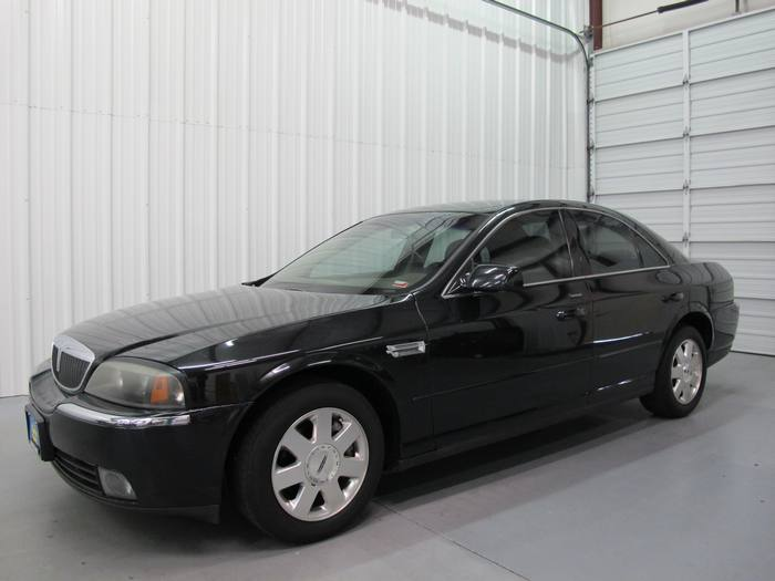 2004 Lincoln LS LEATHER