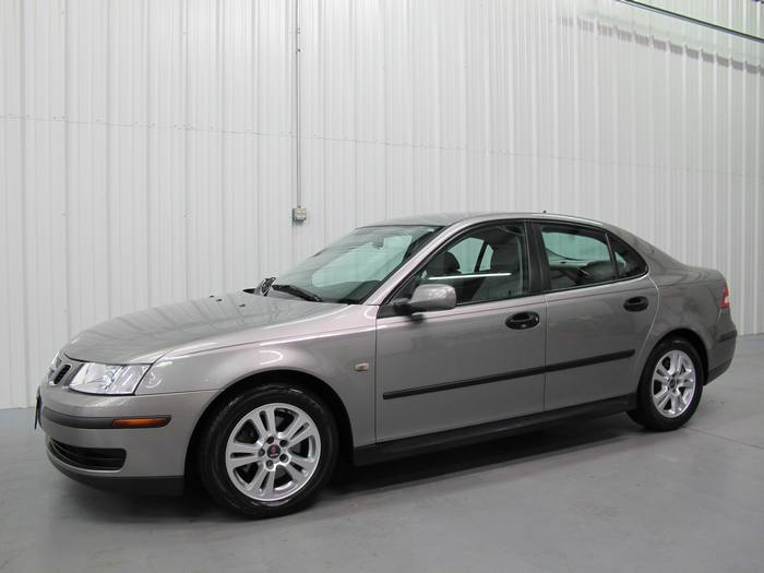 2005 Saab 9-3 LINEAR SPORT TURBO