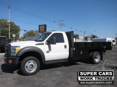 2012 Ford SUPER DUTY F-550 XL 4X4 6.7 DISEL