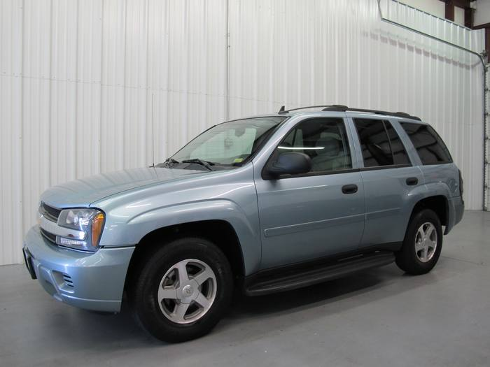 2006 Chevrolet TrailBlazer LS 4x4
