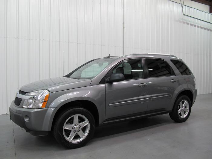 2005 Chevrolet Equinox LT LEATHER AWD