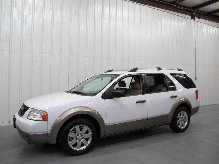 2006 Ford Freestyle SE 3RD ROW