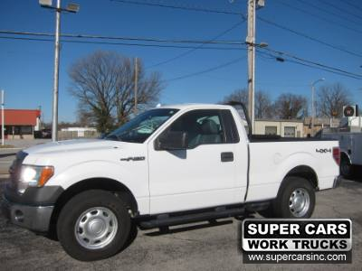 2014 Ford F-150 4X4 5.0 V8