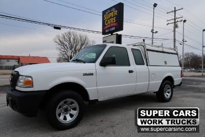 2011 Ford Ranger XL SUPERCAB ~ TOPPER