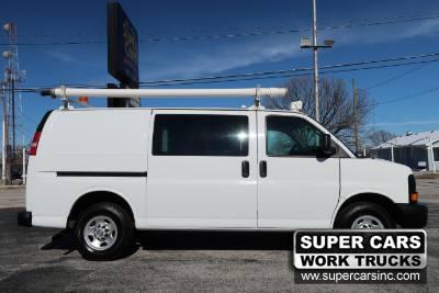 2013 Chevrolet Express Cargo Van G3500 6.0 V8 ~ INVERTER