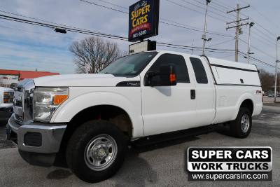 2013 Ford SUPER DUTY F-250 XL EXT CAB FX4
