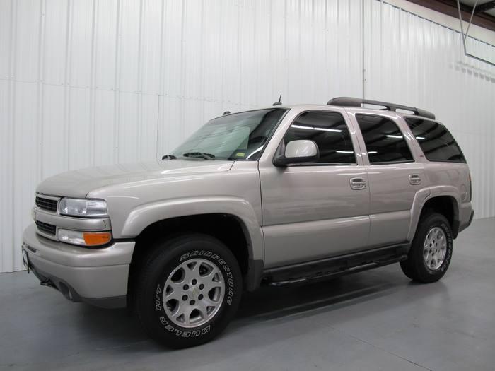 2003 Chevrolet Tahoe LT Z71 4X4
