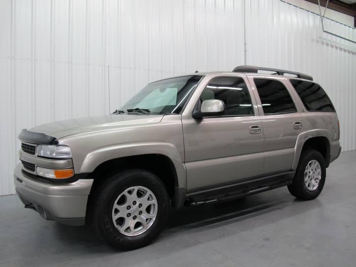 2002 Chevrolet Tahoe LT Z71 4X4